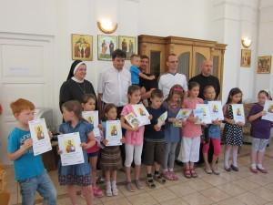 Biblická súťaž foto